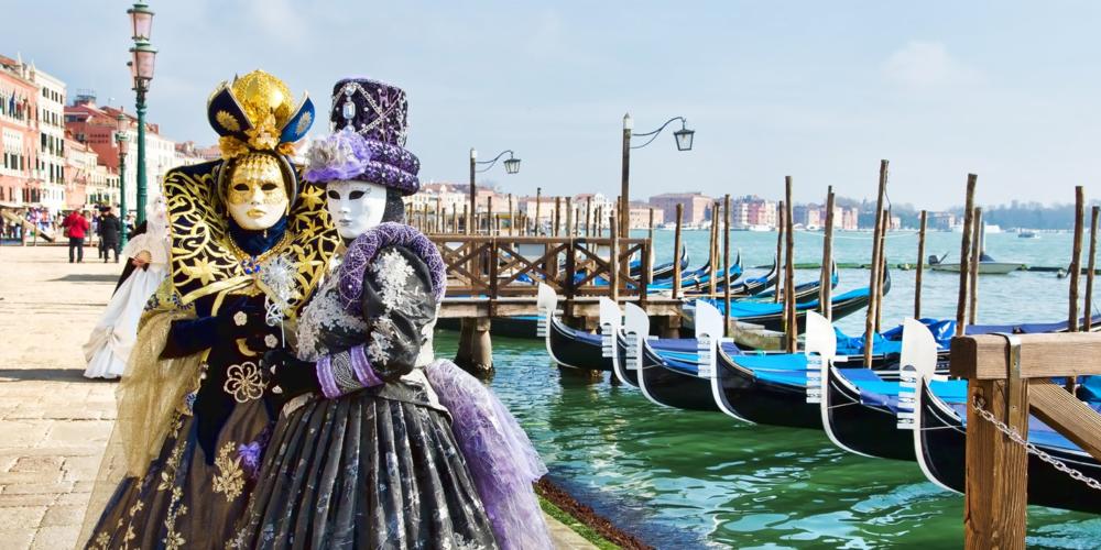 """Ο Κοροναϊός """"χτύπησε"""" και το καρναβάλι της Βενετίας – Ακυρώνονται οι εκδηλώσεις"""