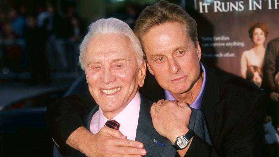 O Kirk Douglas δώρισε όλη την περιουσία του για φιλανθρωπικές δράσεις: Ο γιος του Michael δεν θα κληρονομήσει τίποτα