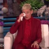Η Ellen DeGeneres ξέσπασε σε κλάματα μιλώντας για τον Kobe Bryant