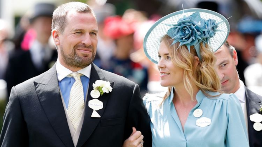 Peter Phillips: Χώρισε ο εγγονός της βασίλισσας Ελισάβετ