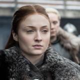 Η Sophie Turner έχει τον θρόνο της Sansa από το Game of Thrones στο σπίτι της