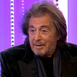 "Al Pacino: ""Θα μας λείψει ο Μίκης Θεοδωράκης"""