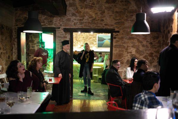 Τα εγκαίνια του Καφέ της Χαράς: Η Ζέτα Δούκα εισβάλλει στη σειρά | Όσα θα δούμε στο αποψινό επεισόδιο