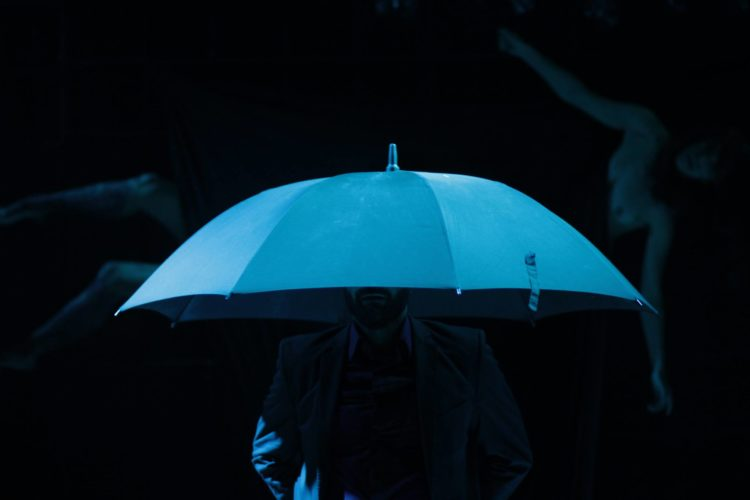 "Francis Bacon ""Παραμορφώσεις"" στο θέατρο ΠΚ"
