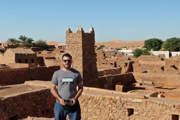 Το Happy Traveller στη Δυτική Αφρική και τη Μαυριτανία