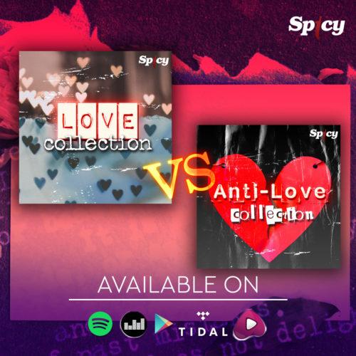 LOVE VS ANTI-LOVE COLLECTION
