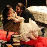 Επίσημη πρεμιέρα για την παράσταση «Νυφικό κρεβάτι»