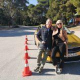 Traction: Ο Κώστας Στεφανής υποδέχεται την Κατερίνα Παπακωστοπούλου