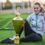 Η Άννα Κορακάκη θα είναι η πρώτη γυναίκα λαμπαδηδρόμος στην ιστορία