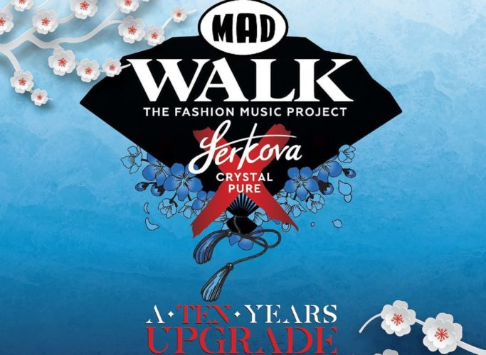 MadWalk 2020 by Serkova Crystal Pure - The Fashion Music Project #a10yearsupgrade