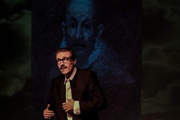 Αναφορά στο Γκρέκο, με τον Τάκη Χρυσικάκο στο θέατρο ΤΟΠΟΣ ΑΛΛΟύ