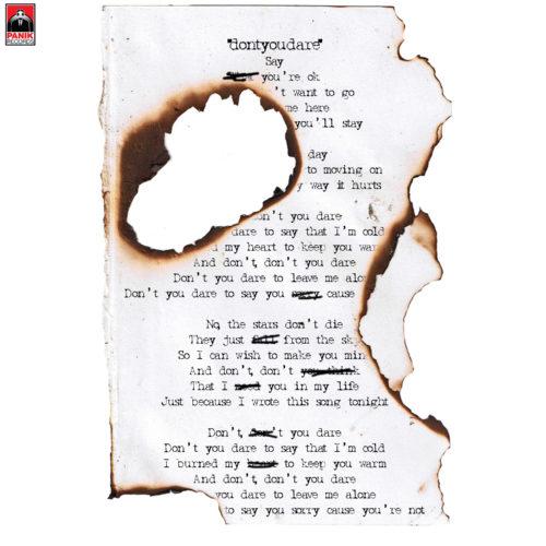 οneyealater – «dontyoudare» |  Νέο Τραγούδι