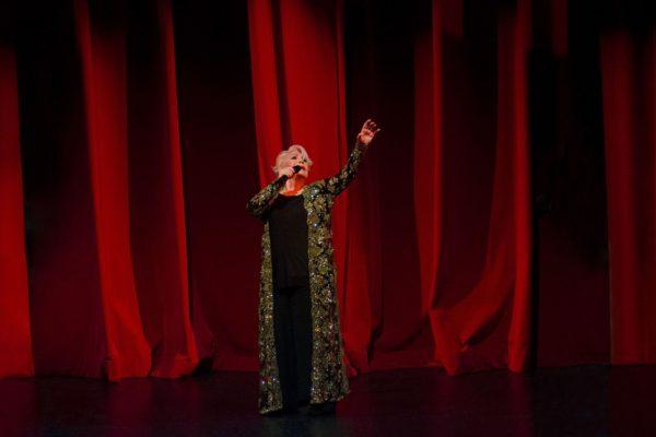 """Μαρινέλλα """"Ο Μύθος""""! Θρίαμβος με ακόμα μία SOLD OUT παράσταση που πραγματοποιήθηκε στο ΚΠΙΣΝ!"""