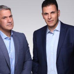 OPEN Ελλάδα: Πρεμιέρα με Καραμέρο-Χαριτάτο!