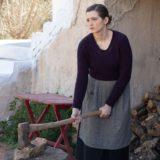 """Η Μαρία Κίτσου αποκαλύπτει το λόγο που δεν έχει παρακολουθήσει ποτέ ο αδερφός της τις """"Άγριες Μέλισσες"""""""