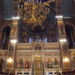 Η Ιερά Ακολουθία του Ακάθιστου Ύμνου και της Κυριακάτικης Θείας Λειτουργίας στον ΑΝΤ1