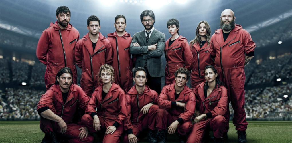 La Casa De Papel: Μόλις κυκλοφόρησε το νέο επίσημο treiler της σειράς