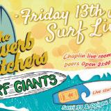 The Reverb Snatchers w/ Surf Giants 13/03 στο Room (2nd Floor) του Chaplin Brothers
