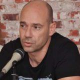 Ο συγγραφέας Τόλης Αναγνωστόπουλος στο Studio  Μαυρομιχάλη
