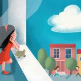Ένα σύννεφο για τα γενέθλιά μου: Το νέο βιβλίο της Ελένης Ανδρεάδη για παιδιά από 4 ετών κυκλοφορεί από τις εκδόσεις Μεταίχμιο