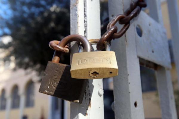 """""""Λέανδρος"""": Κλειστά σχολεία στην Αττική την Δευτέρα"""