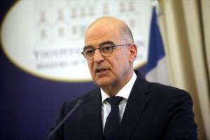 """Νίκος Δένδιας: """"Μακρύς ο κατάλογος κυρώσεων ΕΕ κατά Τουρκίας"""""""
