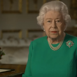 Το νέο της διάγγελμα της Βασίλισσας Ελισάβετ με αφορμή τον εορτασμό των 75 χρόνων από τη λήξη του Β' Παγκοσμίου Πολέμου