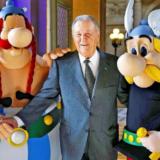 Alberto Uderzo: Έφυγε από την ζωή ο δημιουργός του Αστερίξ και Οβελίξ