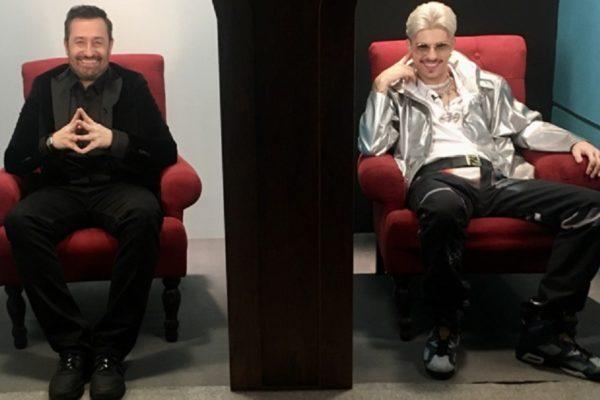 After Dark: Ο Θέμης Γεωργαντάς υποδέχεται τον FY