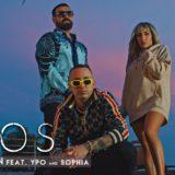 """Eros"" - DJ Stephan, YPO & Sophia παρουσιάζουν το βίντεο κλιπ του Νο1 viral hit!"