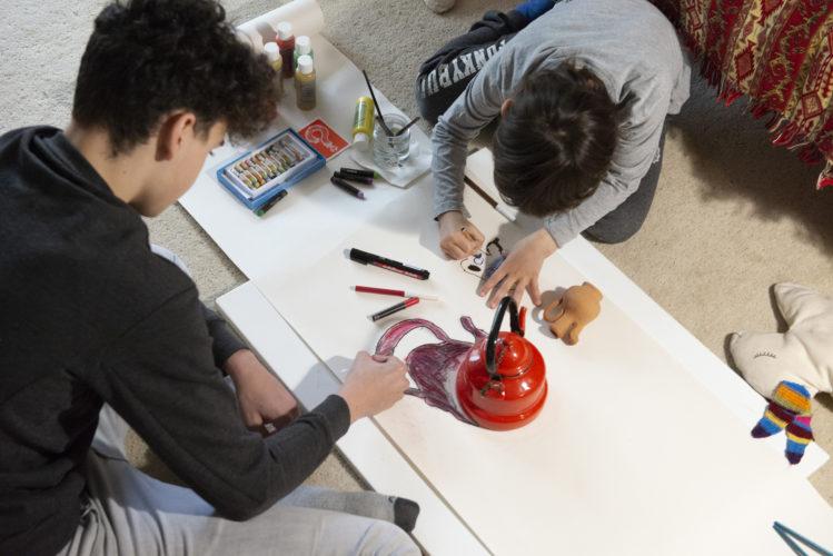 Ίδρυμα Β&Ε Γουλανδρή    OPEN CALL: Δημιουργούμε από το σπίτι! // Για παιδιά και εφήβους