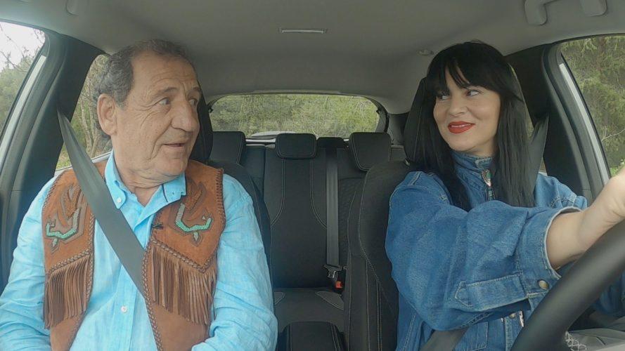 Traction: O Κωστής Στεφανής υποδέχεται την Ζενεβιέβ Μαζαρί