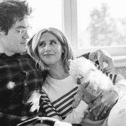 Η τρυφερή ανάρτηση της Ashley Tisdale με τον σύζυγο της Christopher French