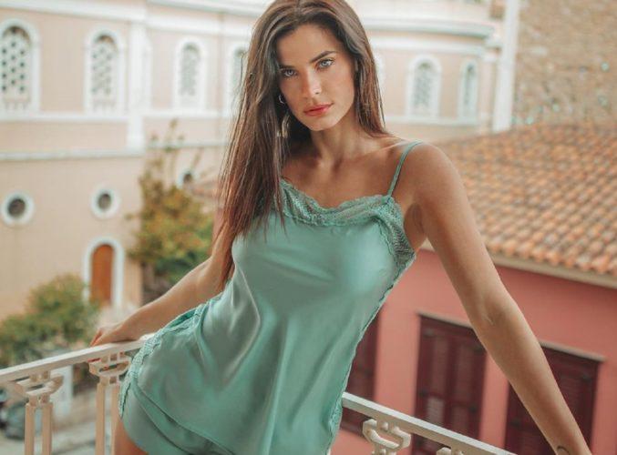 Η Χριστίνα Μπόμπα πήγε στη Θεσσαλονίκη και της είπαν τον καφέ