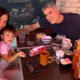 """Κατερίνα Μουτσάτσου: """"Κολλήσαμε και οι τρεις στην οικογένεια κορονοϊό"""""""