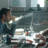Οι Πάνος Μουζουράκης, Αλεξανδρος Λογοθέτης, Αντίνοος Αλμπάνης, Ορέστης Τζιώβας, πρωταγωνιστούν σε μικρού μήκους ταινίες.