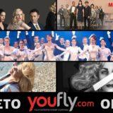 Το youfly.com και οι Θεατρικές Σκηνές φέρνουν το θέατρο σπίτι σας!