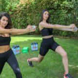 Γυμναστική...από σπίτι με καλεσμένη την Σοφία Χαρμαντά