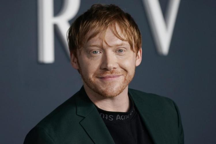 "Rupert Grint: Δείτε την πρώτη και τρυφερή φωτογραφία του Ron Weasley από το ""Harry Potter"" με την κόρη του"