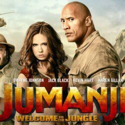 Jumanji: Καλωσήρθατε στη Ζούγκλα Α' τηλεοπτική προβολή