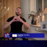 Sandro - «Running»: Η εμφάνιση της Κύπρου στο «Europe Shine A Light»
