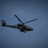 Συνετρίβη ελικόπτερο του ΝΑΤΟ ανοιχτά της Κεφαλονιάς