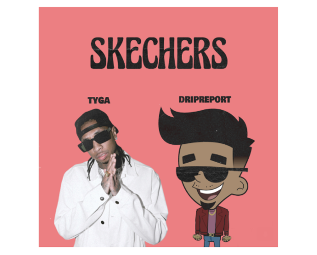 DripReport feat. Tyga | Skechers Remix | Μόλις Κυκλοφόρησε!