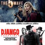 5o Κύμα και Django ο Τιμωρός στο MEGA CINEMA