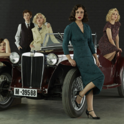 Las chicas del cable: Κυκλοφόρησαν οι πρώτες φωτογραφίες του δεύτερου μέρους της τελευταίας σεζόν!
