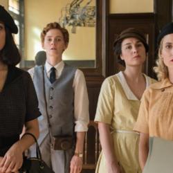 Las chicas del cable: Το Netflix ανακοίνωσε την κυκλοφορία του δεύτερου μέρους της τελευταίας σεζόν!