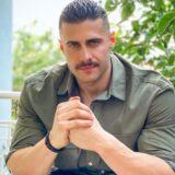 Το σχόλια της Ευρυδίκης Βαλαβάνη για το μουστάκι που άφησε ο Κωνσταντίνος Βασάλος