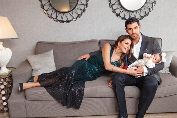 Δείτε την οικογενειακή φωτογραφία της Ελένης Χατζίδου και την έκπληξη γενεθλίων της