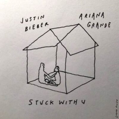 "Ariana Grande & Justin Bieber ""Stuck With U,"" Νέο single"