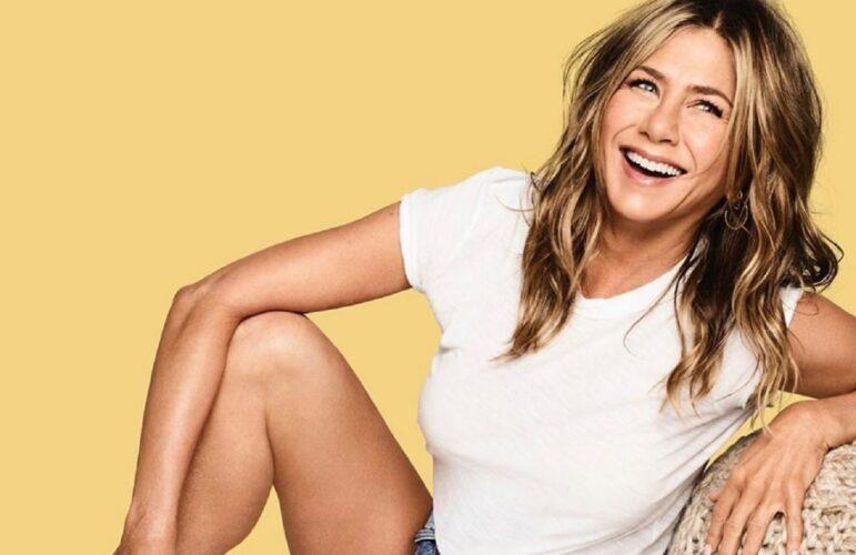 Η νέα φωτογραφία της Jennifer Aniston που τράβηξε τα βλέμματα